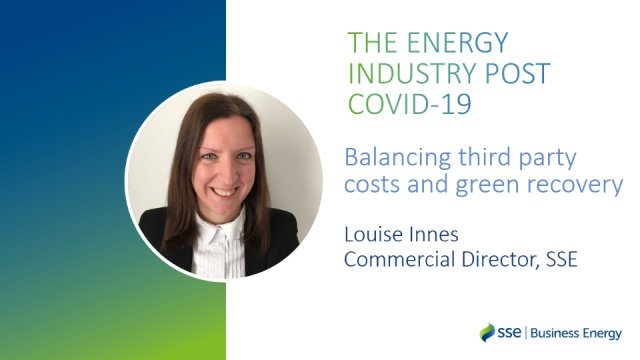 The energy industry post Covid-19: third party costs and green recovery