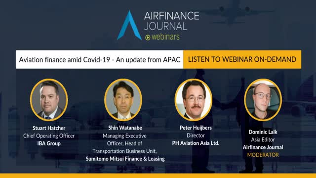 REPLAY - Aviation finance amid Covid-19 - an update from the Asia Pacific