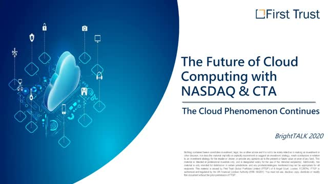 The Future of Cloud Computing with NASDAQ & CTA