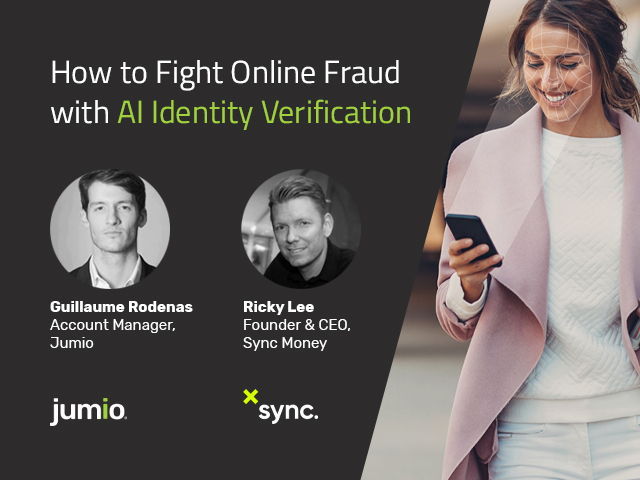 How to Fight Online Fraud with AI Identity Verification