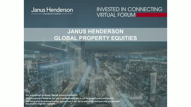 (R)Evolution in Property Equities: Accelerating trends demand a new perspective