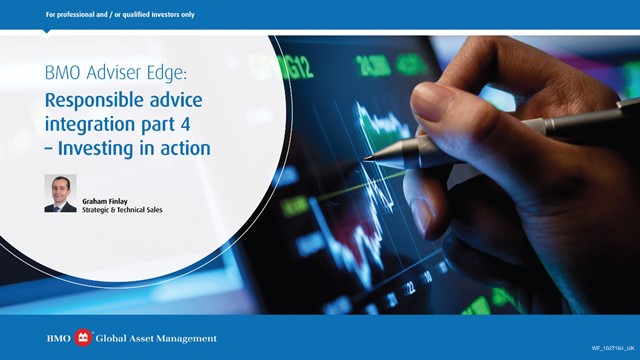 BMO Adviser Edge: Responsible advice integration part 4 - Investing in action