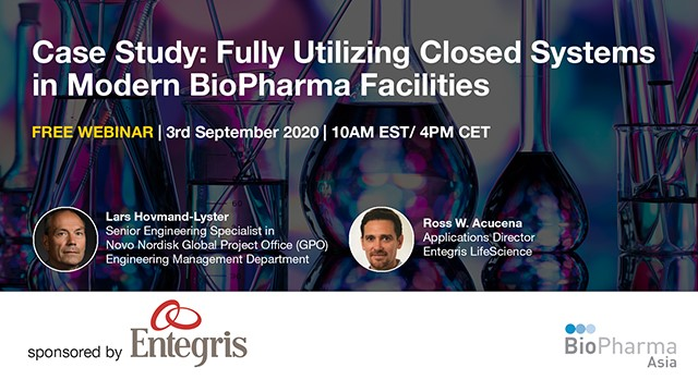 Fully Utilizing Closed Systems in Modern BioPharma Facilities