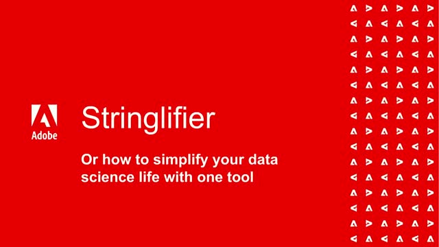Introducing Stringlifier – an Open Source String Detector