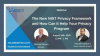 The New NIST Privacy Framework and How Can It Help Your Privacy Program