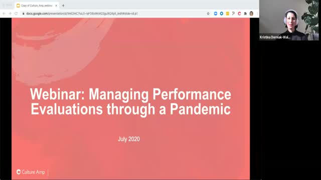 Managing performance evaluations through a pandemic: APAC Edition