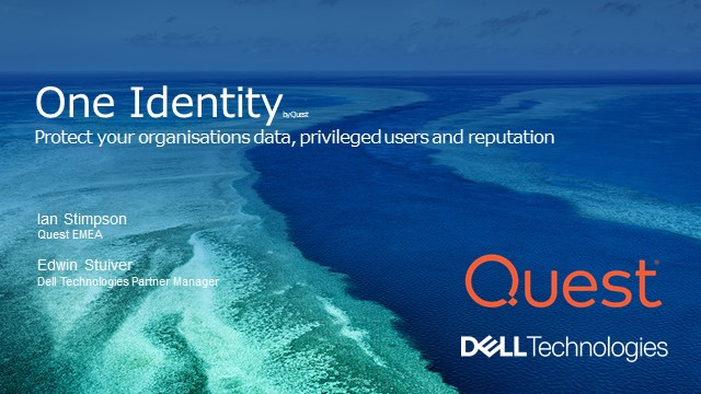 Protect your organisations data, privileged users and reputation