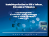 Market Opportunities for IFM in Vietnam, Indonesia & Philippines
