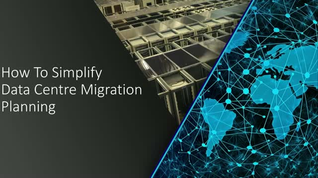 How To Simplify Data Centre Migration Planning