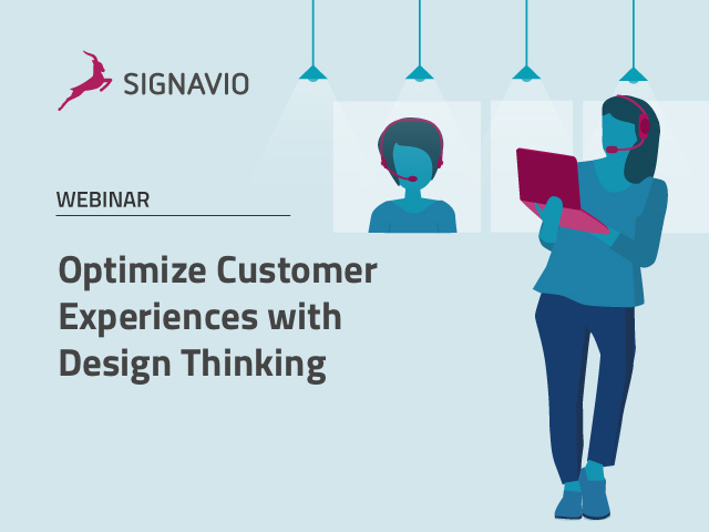 Optimize Customer Experiences with Design Thinking