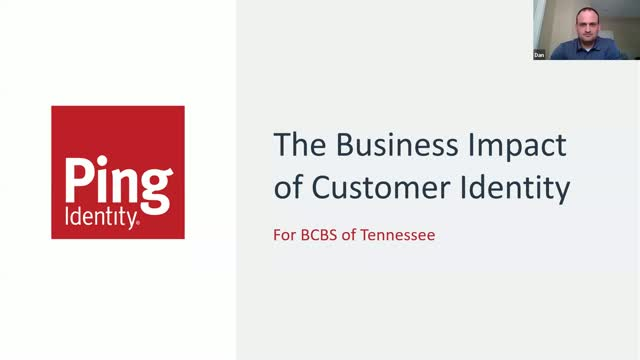 The Business Impact of Customer Identity