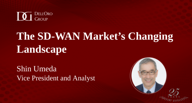 The SD-WAN Market's Changing Landscape