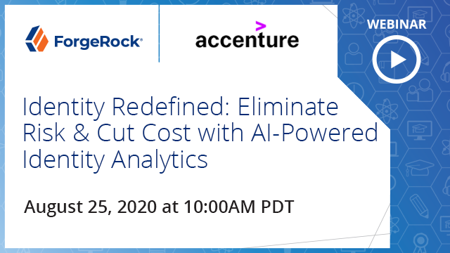 Identity Redefined: Eliminate Risk & Cut Cost with AI-Powered Identity Analytics