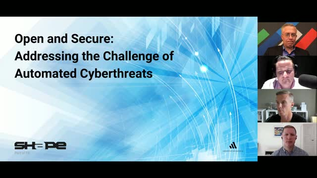 Open and Secure: Addressing the Challenge of Automated Cyberthreats.