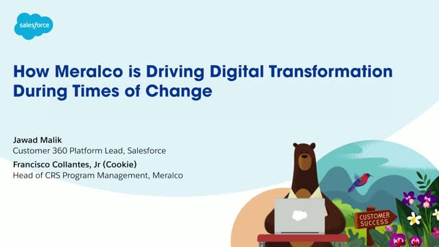 Driving Digital Transformation during times of change