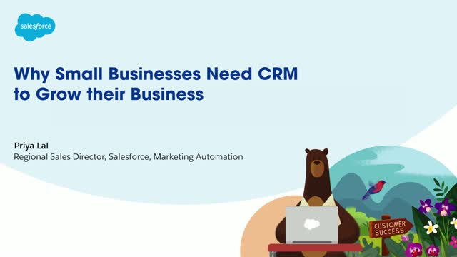 Why Small businesses need CRM to grow and stay connected?