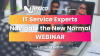 Nearshore IT Service Experts Navigate the New Normal