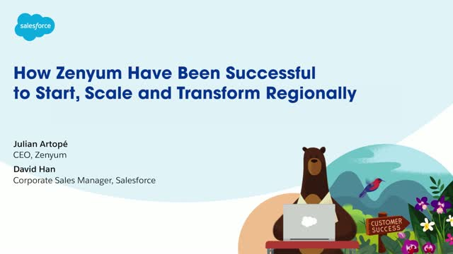 How Zenyum have been successful to start, scale and transform regionally