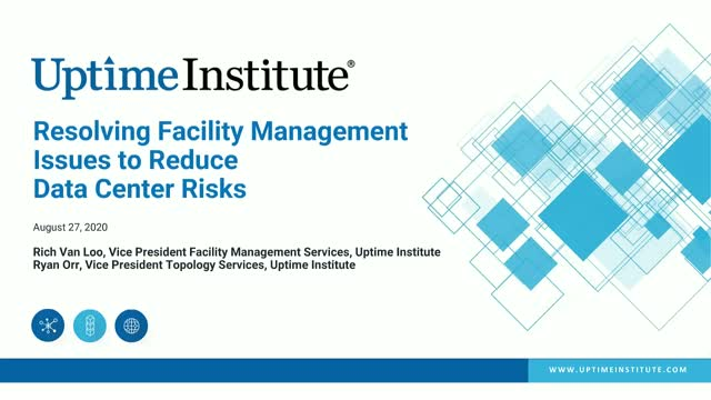 Resolving Facilities Management Issues to Reduce Data Center Risks