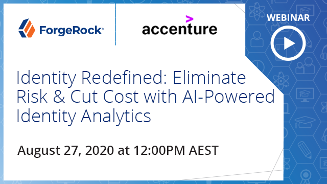 Identity Redefined. Eliminate Risk & Cut Cost With AI-Driven Identity Analytics