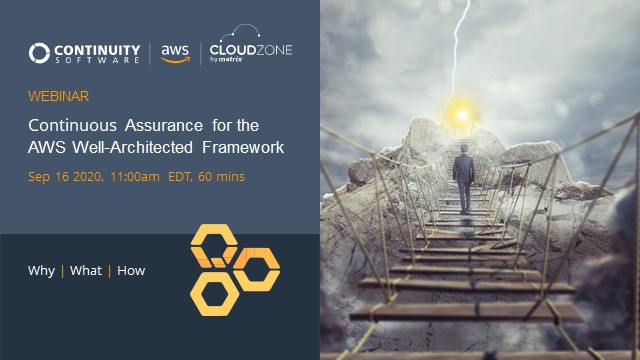 Continuous Assurance for the AWS Well-Architected Framework [ISRAEL EVENT]