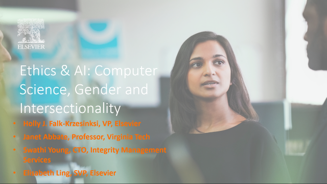 Ethics & AI: Computer Science, Gender and Intersectionality