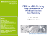 CRM to xRM: Driving Improvements in Medical Device Profitability