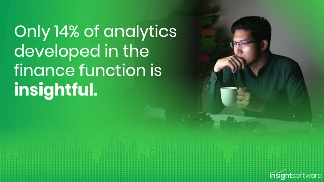 How can Financial Analytics Provide a Springboard to Insight?