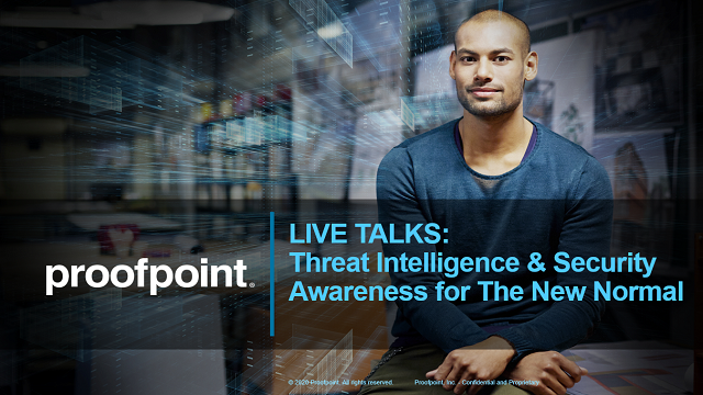 LIVE TALKS: Threat Intelligence & Security Awareness for The New Normal