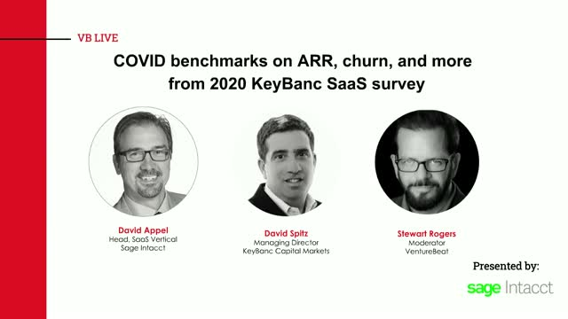 COVID benchmarks on ARR, churn, and more from 2020 KeyBanc SaaS survey