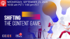 Shifting the Content Game