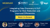 Data Discovery & DLP Programs for Risk Reduction and Improved Efficiencies