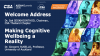 Making Cognitive Wellbeing a Reality