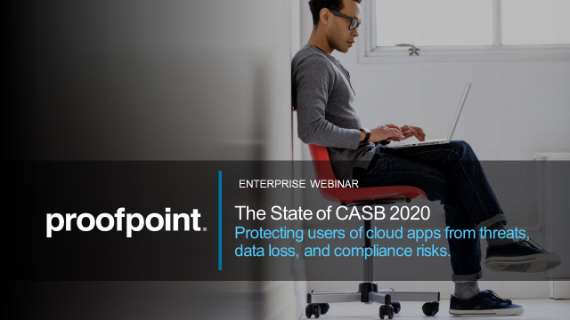 The 2020 State of CASB in Europe