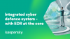 Integrated cyber defence system – with EDR at the core