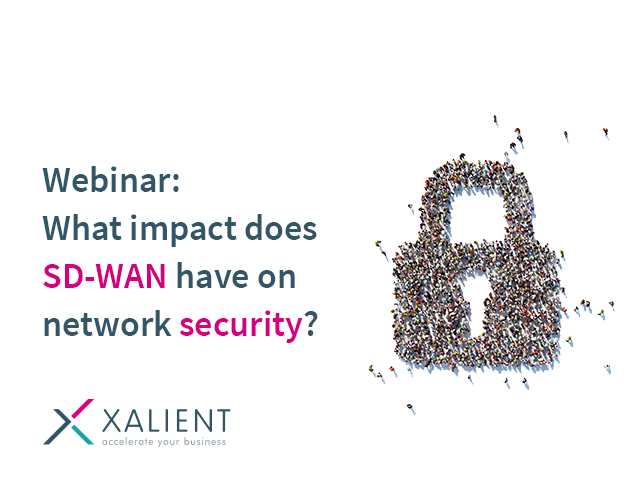 What impact does SD-WAN have on network security?