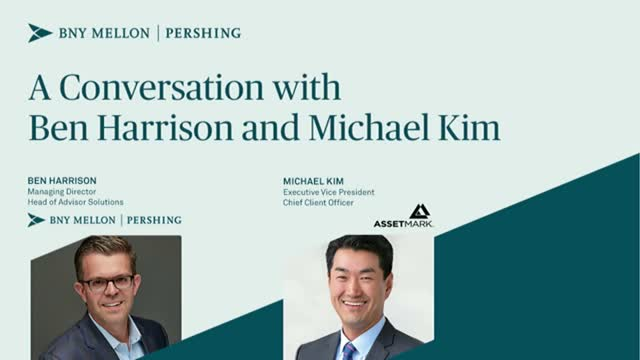 A Conversation with Ben Harrison and Michael Kim