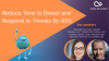Reduce Time to Detect and Respond to Threats By 93%