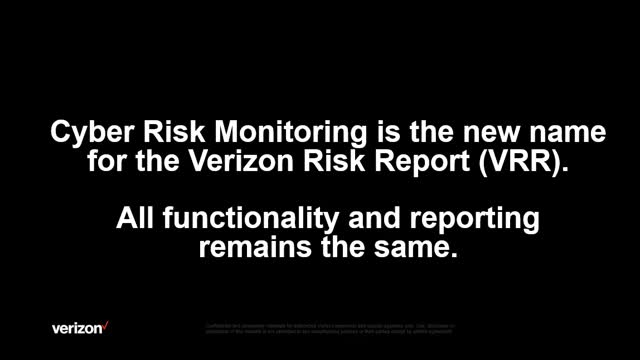 Cyber Risk Monitoring Product Demo