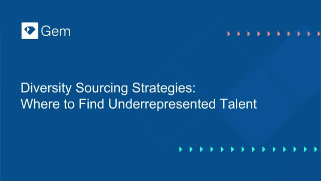 Diversity Sourcing Strategies: Where to Find Underrepresented Talent