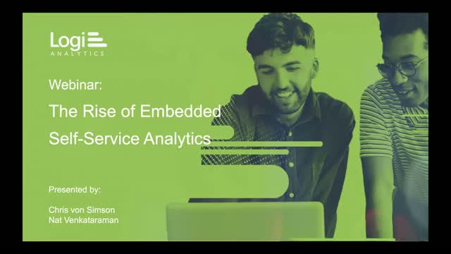 The Rise of Embedded Self-Service Analytics