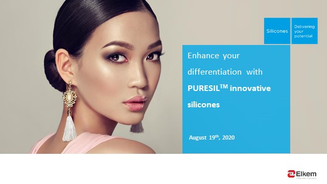 Enhance your differentiation with PURESIL elastomer gels