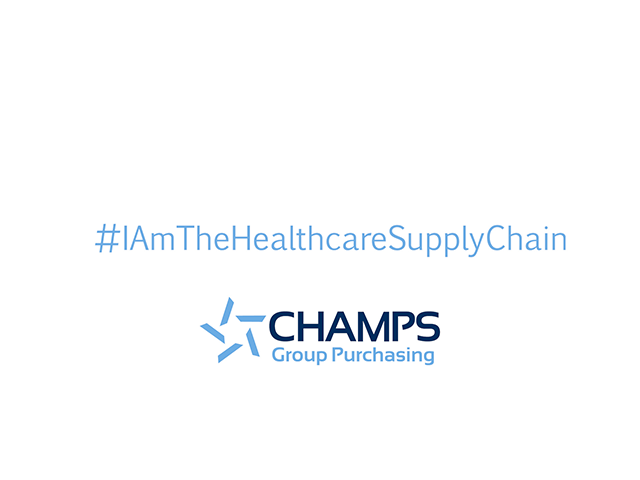 I Am The Healthcare Supply Chain