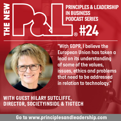 The New P&L speaks to Director of SocietyInside, Hilary Sutcliffe