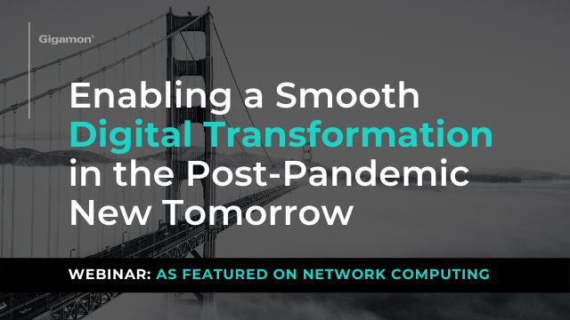 Enabling a Smooth Digital Transformation in the Post-Pandemic New Tomorrow