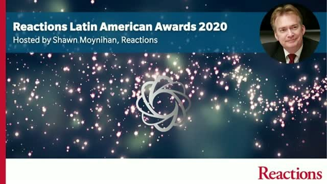 Reactions Latin American Awards 2020