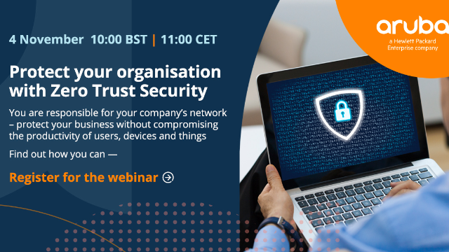 Protect your Enterprise with Zero Trust Security