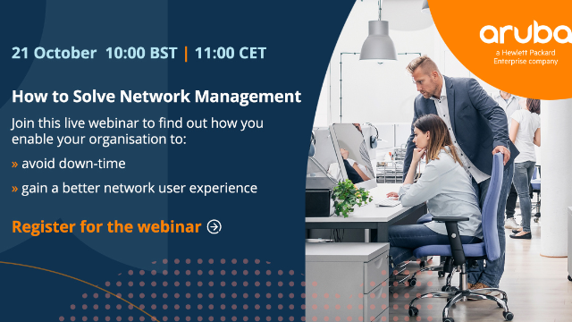 How to Solve Network Management