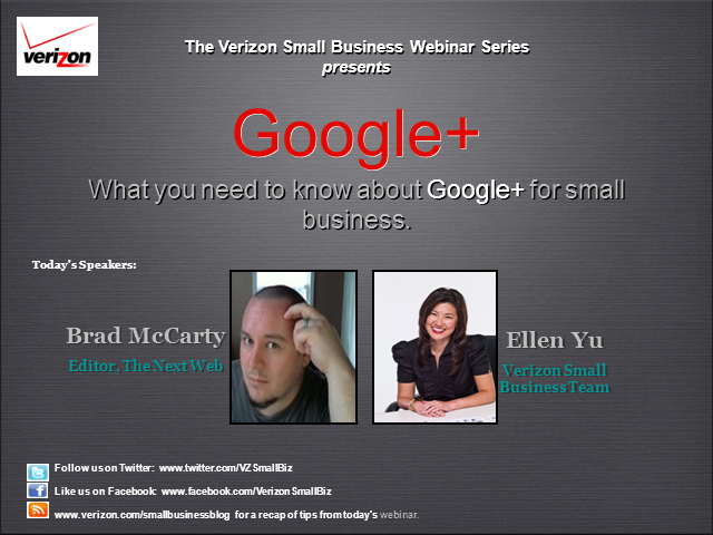 Why Google+ May be Better for Your Small Business than Facebook