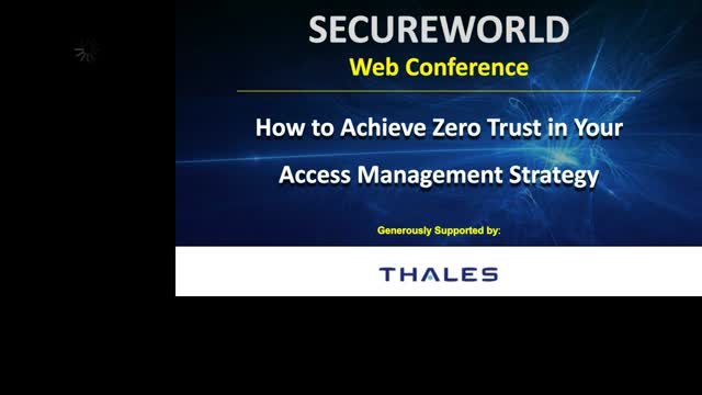 How to Achieve Zero Trust in Your Access Management Strategy